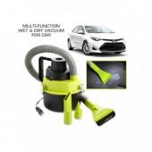 Автомобільний пилосос для сухого та вологого прибирання The Black multifunction wet and dry vacuum