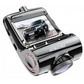 Автомобільний відеореєстратор DVR V1 WI-FI  з двома камерами