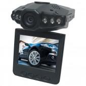 Автомобильный видеорегистратор HD DVR 198