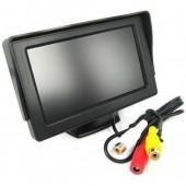 Монитор для камеры заднего вида 5088 LCD 5 дюймов