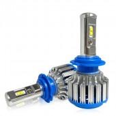 Комплект автомобільних LED ламп TurboLed T1 H7 6000K