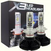 Автомобільні лампи HeadLight X3 H11 LED