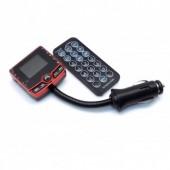FM модулятор трансмиттер 520 USB SD micro SD