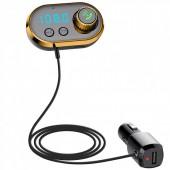 FM трансмиттер модулятор Q16 BT Aroma с ароматизатором для авто