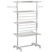 Сушарка для білизни Garment rack with wheels K12-120
