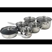 Набір посуду 12 предметів KaiserHoff KH-435