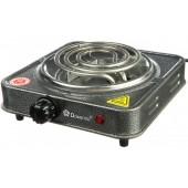 Електрична плита Domotec MS-5801 1000W спіральна, електроплита