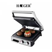 Гриль прижимной с таймером Haeger HG-2681 2800W