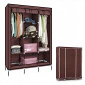 Тканевый шкаф для одежды и обуви Storage Wardrobe 88130