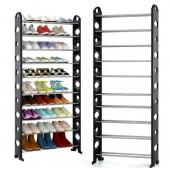 Полка органайзер для обуви Shoe rack 10 полок