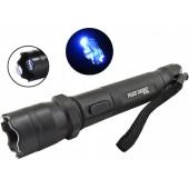 Акумуляторний ліхтарик і відлякувач собак Bailong BL-1102