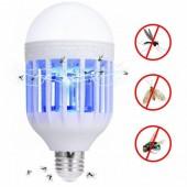 Антимоскітна світлодіодна лампа пастка від комарів ZAPPLIGHT