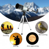 Астрономический телескоп монокуляр со штативом F30070M