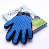 Перчатка для вычёсывания животных PET GLOVE