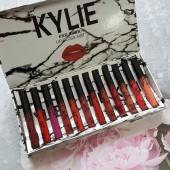 Набір матових помад Kylie Jenner Lip Gloss Suit 12 штук