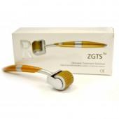 Мезороллер для лица дермароллер для обновления кожи 192 иглы ZGTS Скин Роллер