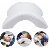 Подушка ТОННЕЛЬ Memory Foam Pillow для шеи с эффектом памяти