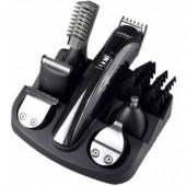 Машинка триммер для стрижки волос 11 в 1 KEMEI KM-600
