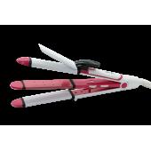 Щипцы стайлер 3 в 1 для волос Gemei GM-2921
