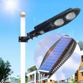 Вуличний ліхтар на стовп UKC solar street light 180W COB With Remote