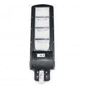 Вуличний ліхтар на стовп Cobra solar street light R4 4VPP Remote + пульт