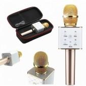 Микрофон караоке беспроводной Q7 Bluetooth