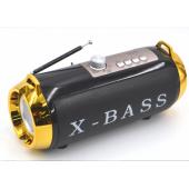 Радіоприймач Golon RX BT180S Bluetooth, радіо