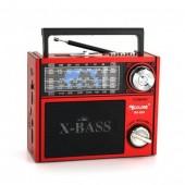 Радіоприймач колонка MP3 Golon RX-201