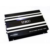 Автомобільний підсилювач звуку UKC CAR AMP 5800 4-х канальний