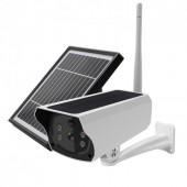 Wi-Fi IP камера відеоспостереження з сонячною панеллю Y4P-4G 2Мп 4G