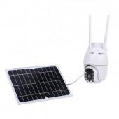 Камера видеонаблюдения Wi-Fi с солнечной панелью Q5 Solar Battery 2Мп