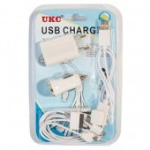 Зарядний пристрій універсальний 12 в 1 UKC Mobi charger MX-C12