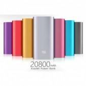 Портативний акумулятор Power bank 20800 mAh