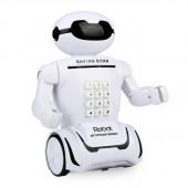 Дитяча скарбничка сейф Robot PIGGY BANK з кодовим замком