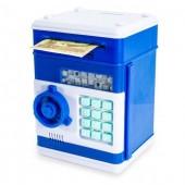 Дитячий сейф скарбничка XR011 з електронним кодовим замком
