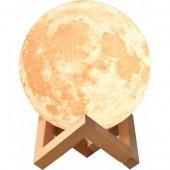 Настільний світильник Magic 3D Moon Light