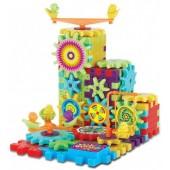 Дитячий розвиваючий 3D конструктор пазл Funny Bricks