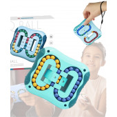 Головоломка антистрес IQ Ball Puzzle Ball Rotating Magic Spin Bean Cube
