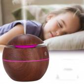 Зволожувач повітря Ultrasonic Aroma Humidifier EL-007