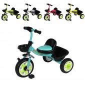 Дитячий велосипед триколісний TILLY DRIVE T-318 РІЗНІ КОЛЬОРИ