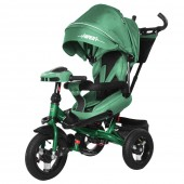 Велосипед дитячий Tilly Impulse T-386 з пультом і посиленою рамою