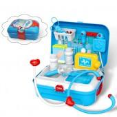 Ігровий набір Doctor toy Доктор 17 предметів