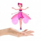 Іграшка літаюча фея на сенсорному керуванні від руки Flying Fairy