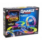 Дитячий гоночний трек Dazzle Tracks 187 деталей