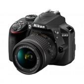 Фотоаппарат Nikon D3400 Double Kit AF-P DX 18-55mm
